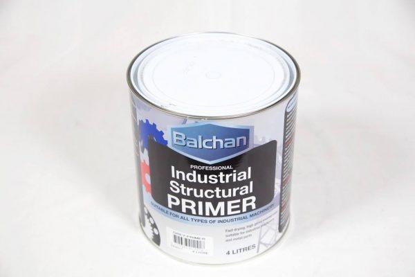 BALCHAN ENAMEL PRIMER GREY