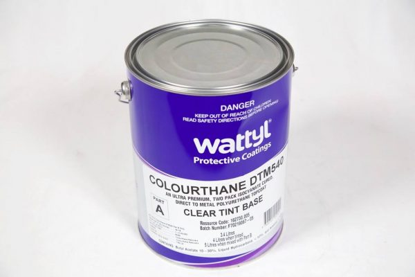 COLOURTHANE DTM 540 PART A 5LT