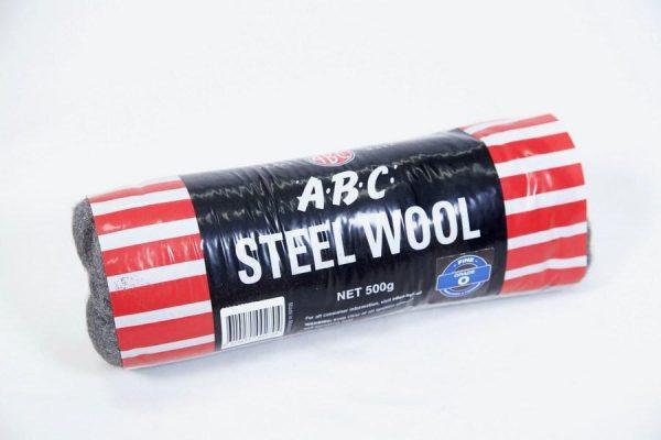 STEEL WOOL (PKT)