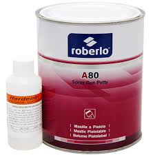ROBERLO A80 POLYESTER SPRAY FILLER 1LT