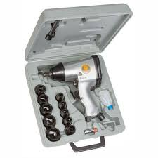 GEIGER IMPACT WRENCH KIT 1/2""