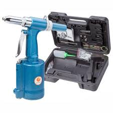 GEIGER AIR RIVET GUN KIT