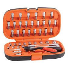 GEIGER SOCKET SET