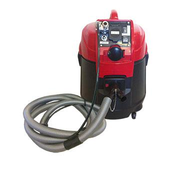 Quickvac 2580ep Dust Extractor With Integrated Hose