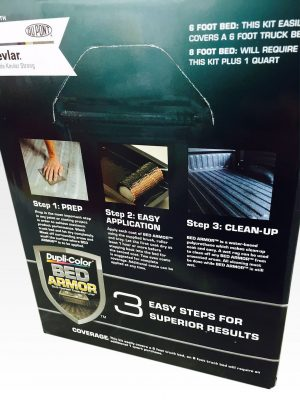 Dupli-Color BED ARMOR DIY Truck Bed