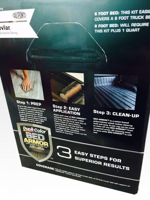 Dupli-Color BED ARMOR DIY Truck Bed