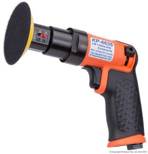 KUANI PISTOL GRIP 75MM SANDER/POLISHER
