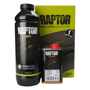 RAPTOR KIT TINTABLE 1LT